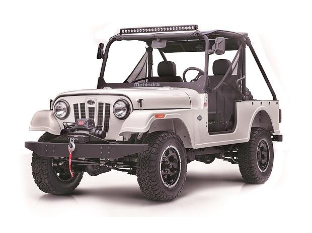 Mahindra Responds To FCA Allegations On Roxor