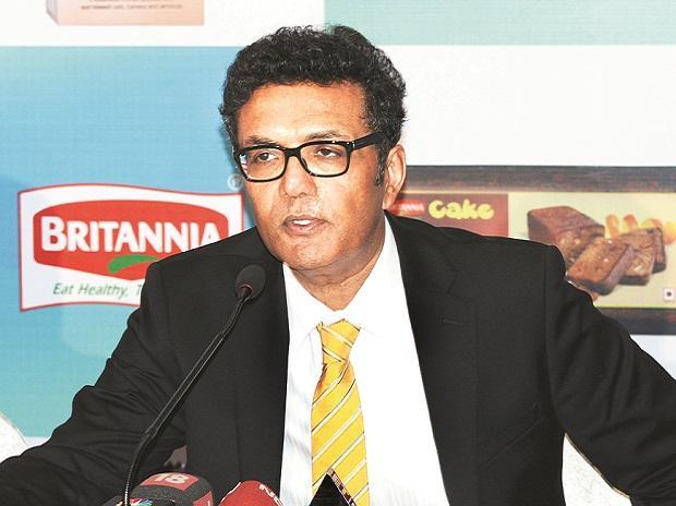 Britannia Industries Managing Director Varun Berry