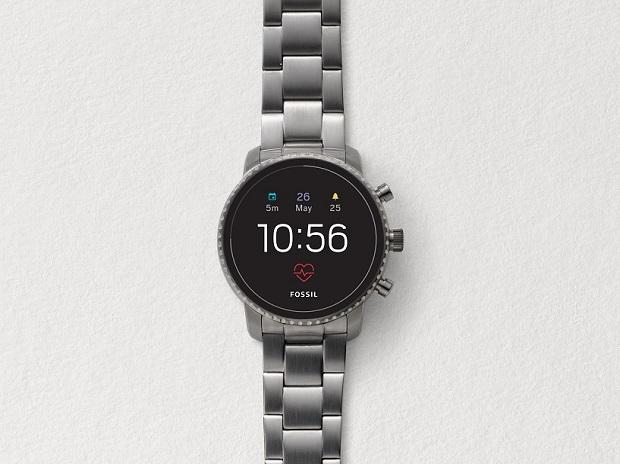 94f7fc066 Fossil Q Venture HR, Explorist HR with Google Wear OS announced ...