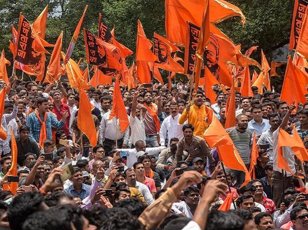 maratha, quota, maratha protest
