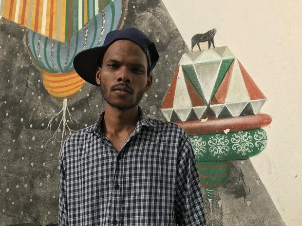 Sumeet Samos,Odisha Rapper
