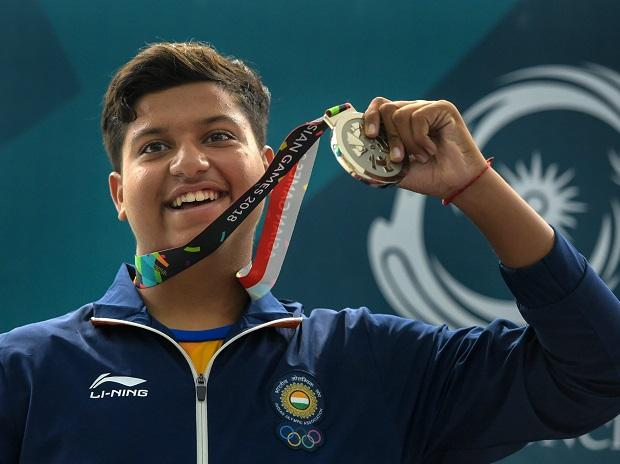 YOUNG VIHAN WINS ASIAD SILVER IN MEN'S DOUBLE TRAP