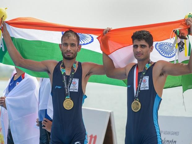 INDIAN ROWERS WIN TWO BRONZE MEDALS