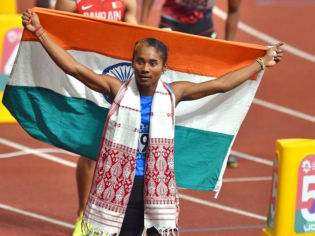 4X100m relay team can qualify for Tokyo Olympics, says Hima Das