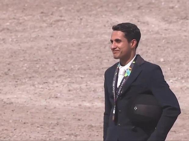 Fouaad Mirza gives India individual equestrian silver after 36 years