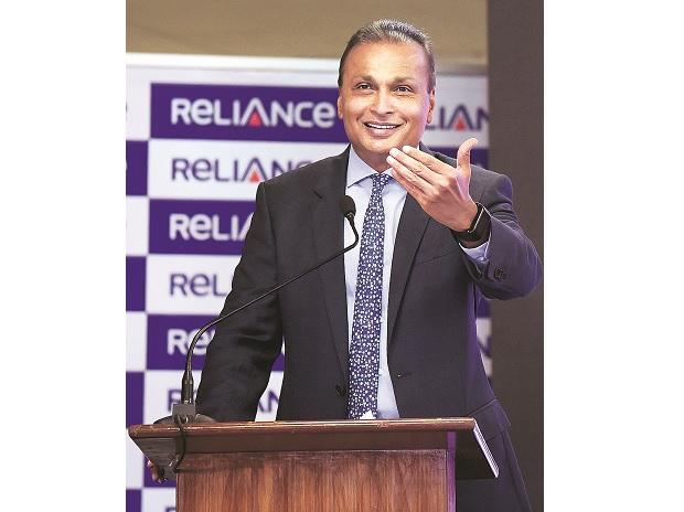 The Anil Ambani-owned firm on Wednesday announced ...
