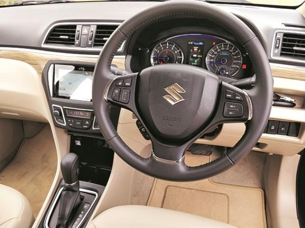 New Maruti Suzuki Ciaz comes with a 1 5-litre smart hybrid