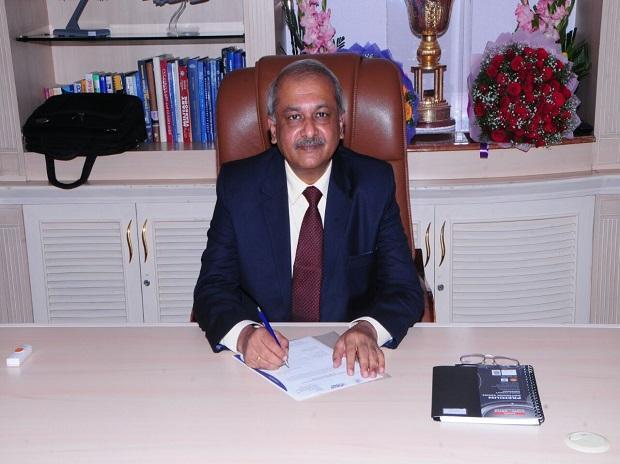 R Madhavan takes charge as Hindustan Aeronautics Chairman-cum-Managing Director (Photo: ANI)