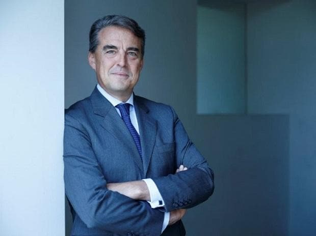 IATA chief Alexandre de Juniac. Photo: Twitter @IATA