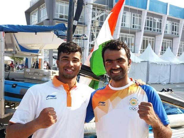 Boys who quit school to pursue sailing, win Asiad bronze