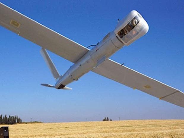 Spylite mini UAV (Photo: bluebird-uav.com)
