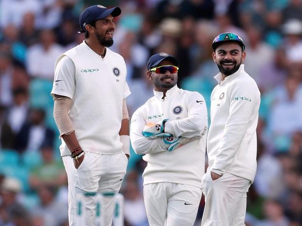 India vs England 2018, Virat Kohli, Pant, Ishant Sharma