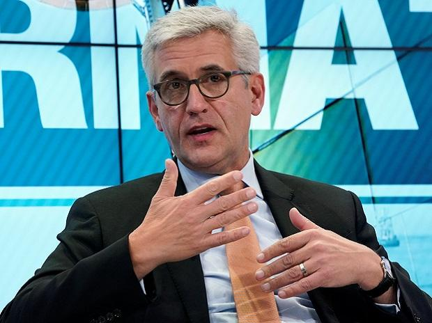 ABB Chief Executive Ulrich Spiesshofer | Photo: Reuters