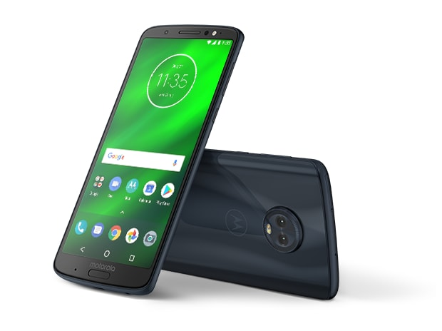 Moto G6 Plus launch, price and sale details