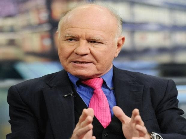 Indian stocks are expensive; rupee can hit 100/$: Marc Faber