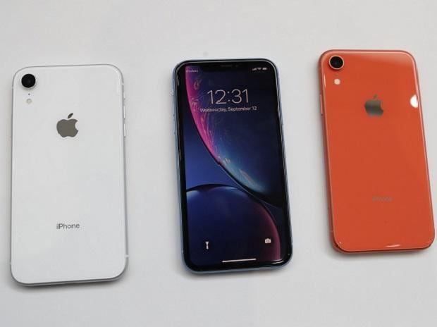 Apple new iPhones 2018