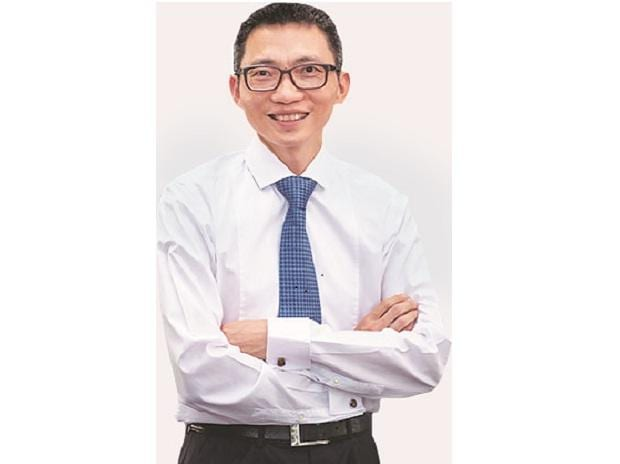 Charles Chen Yidan, one of five co-founders of Tencent Holdings