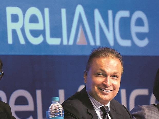 ANIL AMBANI, reliance group