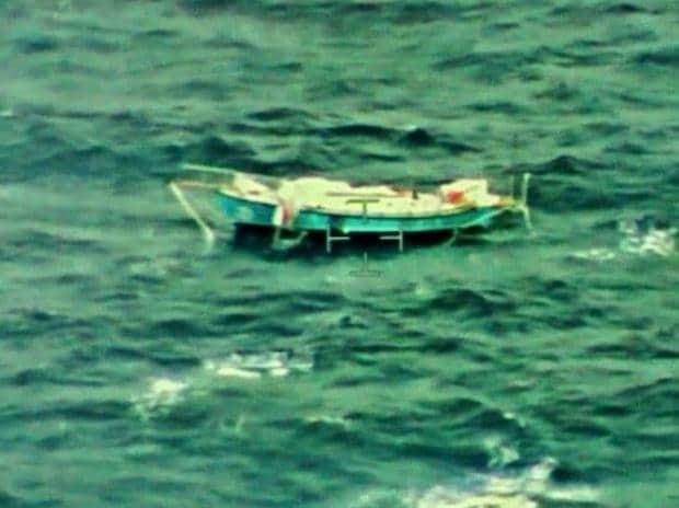 Thuriya sailboat