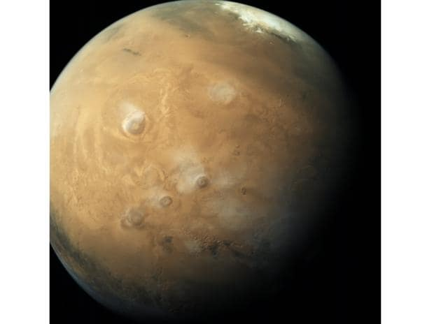 India's Mars Orbiter Mission completes four years in red