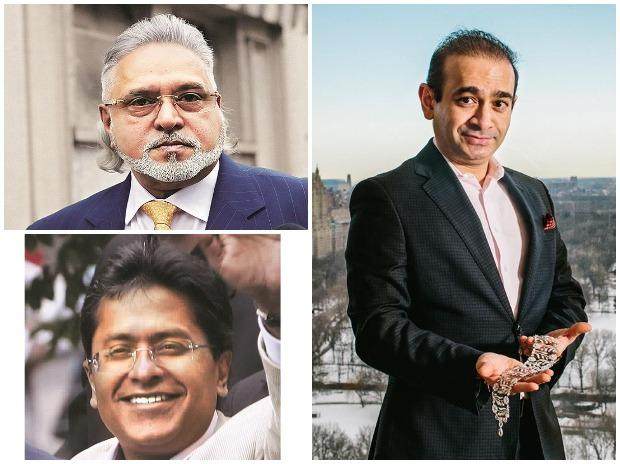 Indian fugitives: Nirav modi, Lalit Modi, Vijay Mallya