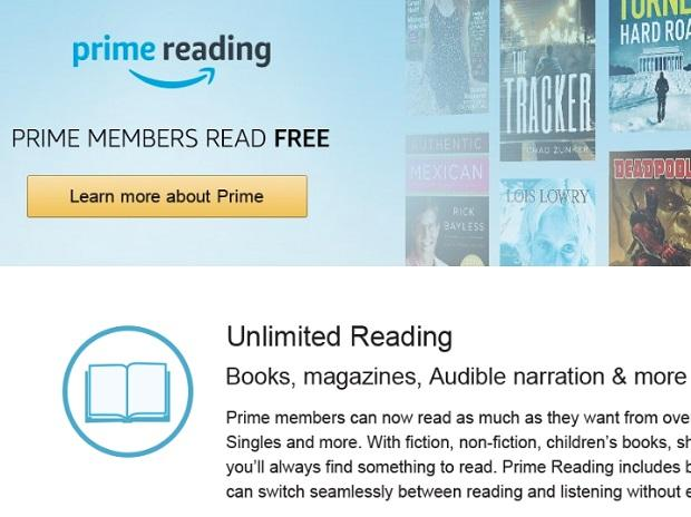 how to read books for free on amazon