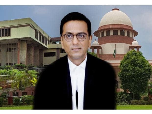 Justice D Y Chandrachud