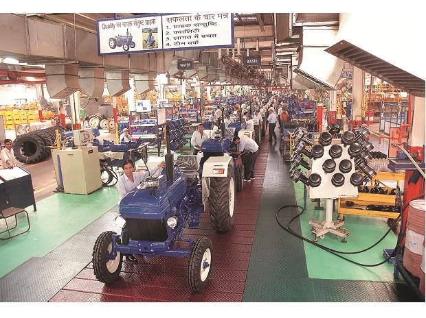 Escorts, Tractors