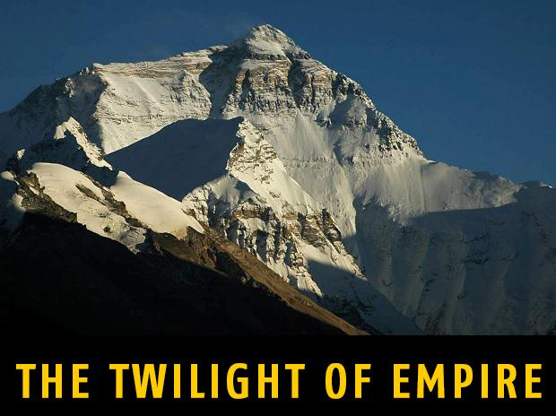 The last englishmen: love , war and the end of the empire book, mount everest, , author deborah baker