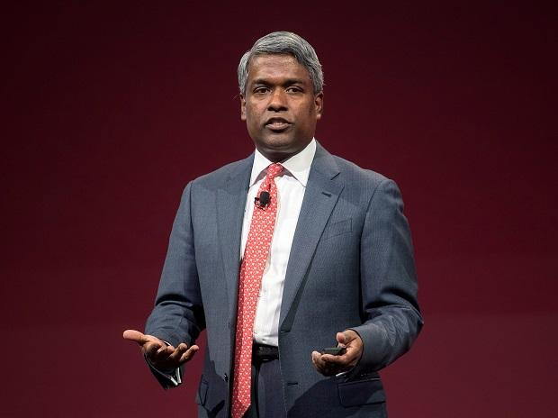 President of Product Development at Oracle, Thomas Kurian