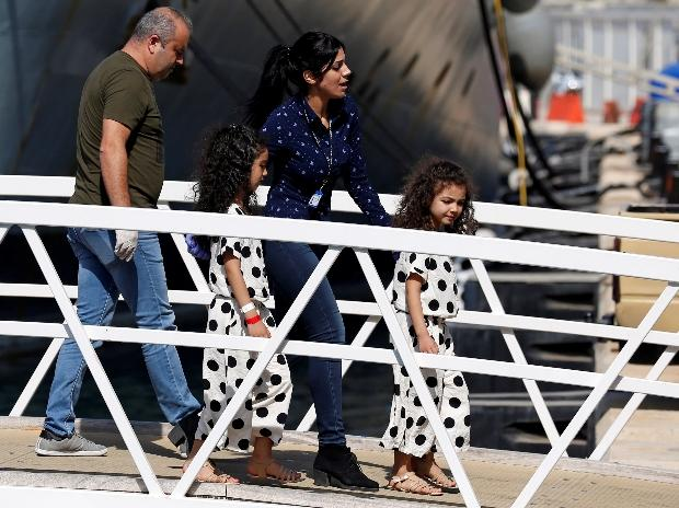 Caravan of people headed to United States 'national emergency'