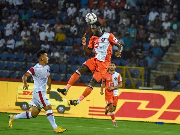 NorthEast FC vs FC Goa (Photo: Indiansuperleague.com)