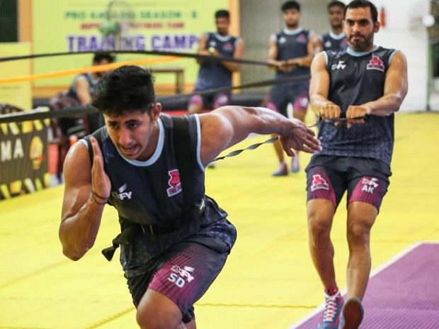 nup Kumar to lead Jaipur Pink Panthers in PKL 2018