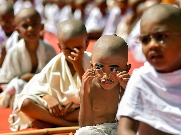 What is Gandhi Jayanti?