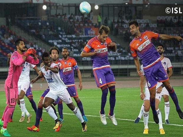 Delhi Dynamos FC vs FC Pune City