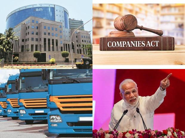 News digest: IL&FS mess, Companies Act, truck sales, bus start-ups and more