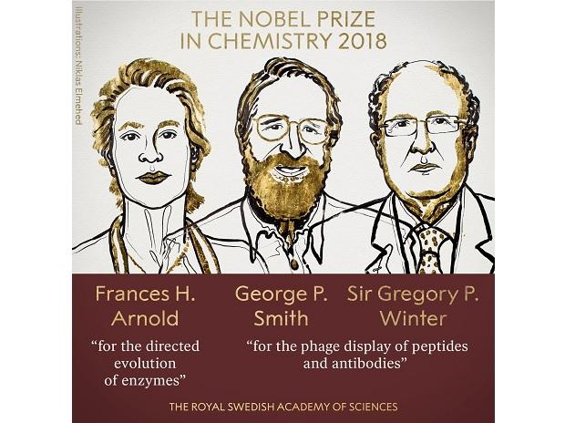 2018 Nobel Prize in Chemistry