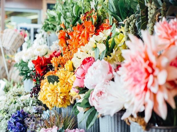 Flowers, florist