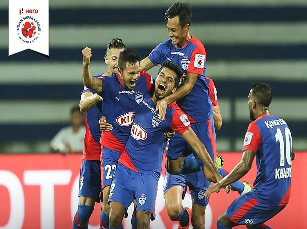 Bengaluru FC vs Jamshedpur FC (Photo: indiansuperleague.com)