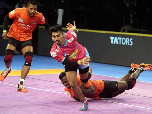 Match 7 - U Mumba vs Jaipur Pink Panthers