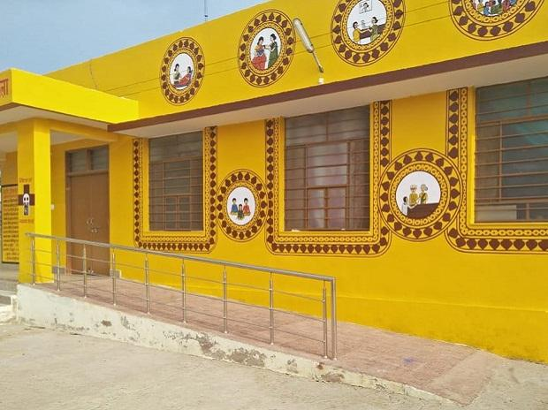 A Health and Wellness Centre in Rajasthan