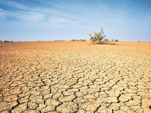What are the challenges before India going by the recent IPCC report?