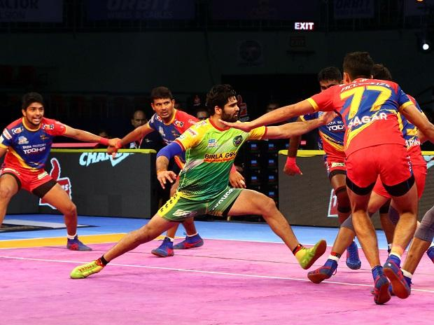 PKL 2018, Patna Pirates vs UP Yoddha