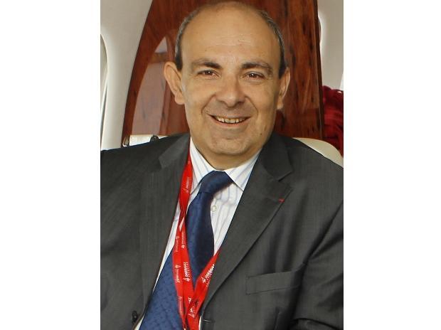 Eric Trappier, Dassault Aviation CEO