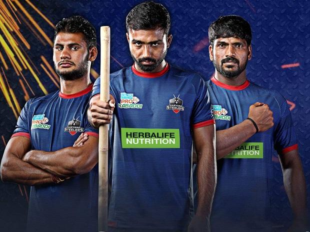 brand new aed1f 48ea7 PKL 2018: Haryana Steelers look to dominate Delhi in their ...