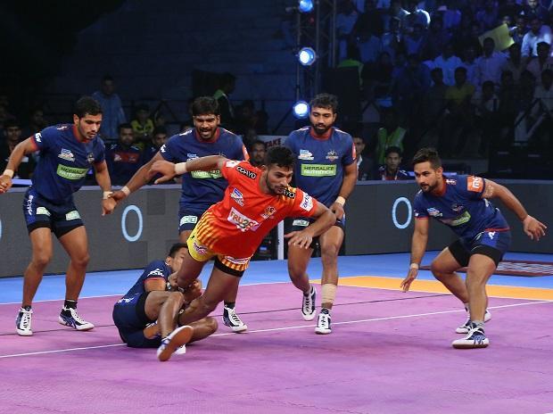 PKL 2018- Haryana Steelers vs U Mumba