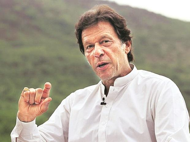 Pakistan PM Imran Khan | Photo: Reuters