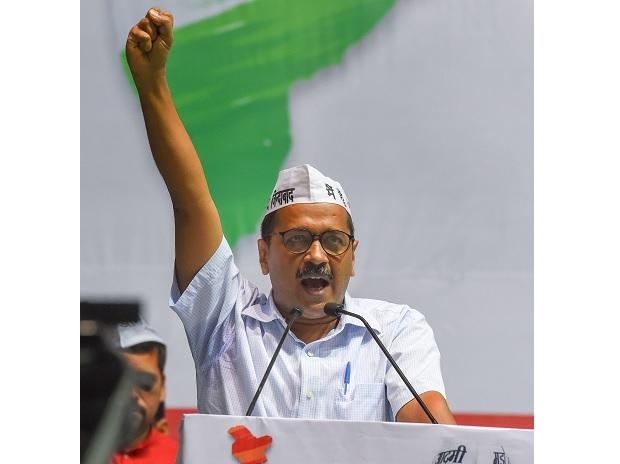 Avoid 'petty politics', pay attention to Kejriwal's security: AAP to Centre  | Business Standard News