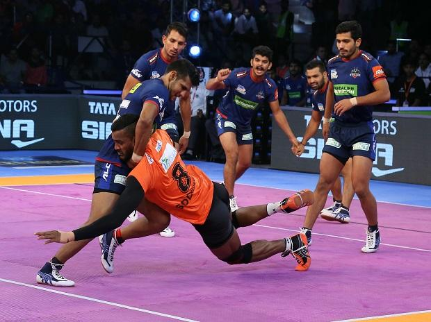 PKL 2018, Siddharth Desai, U Mumba vs Haryana Steelers