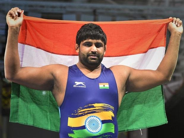 Sumit Malik earns Olympic quota in men's 125kg freestyle wrestling